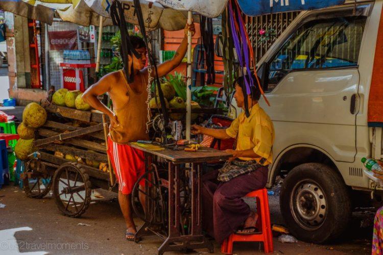 Yangon streetbike 1