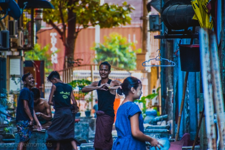 Yangon Love