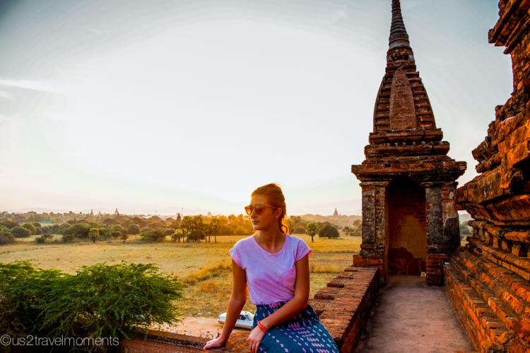 Bagan Pagagoda Daria