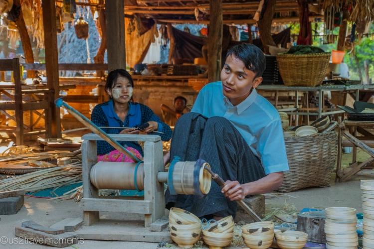 Lacquerware Myanmar
