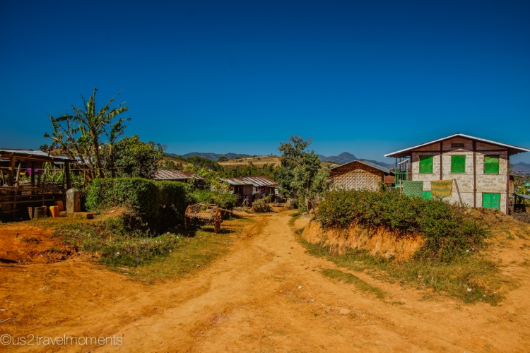 Paw Ke village