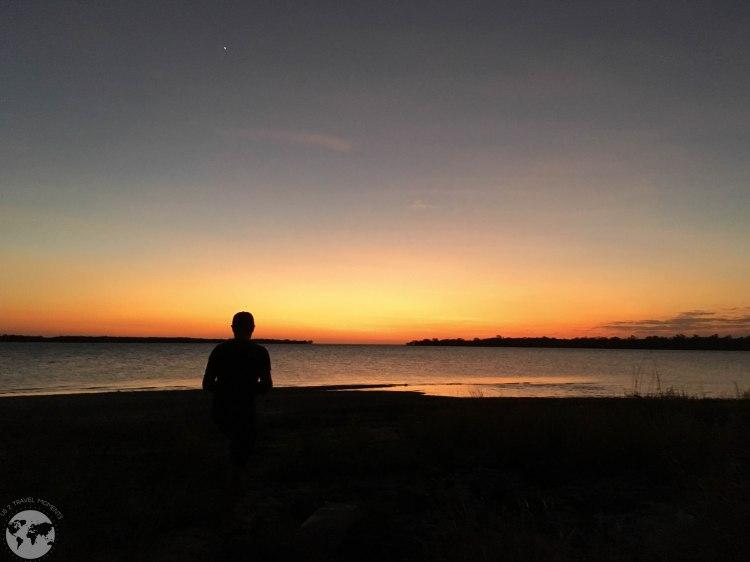 Sunset aurukun