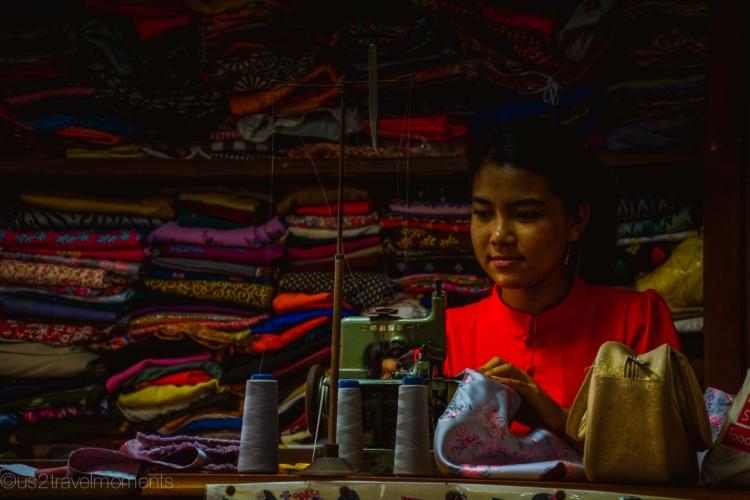 Yangon Sewing