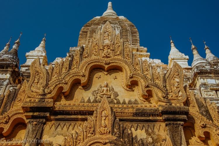 Pagoda restored