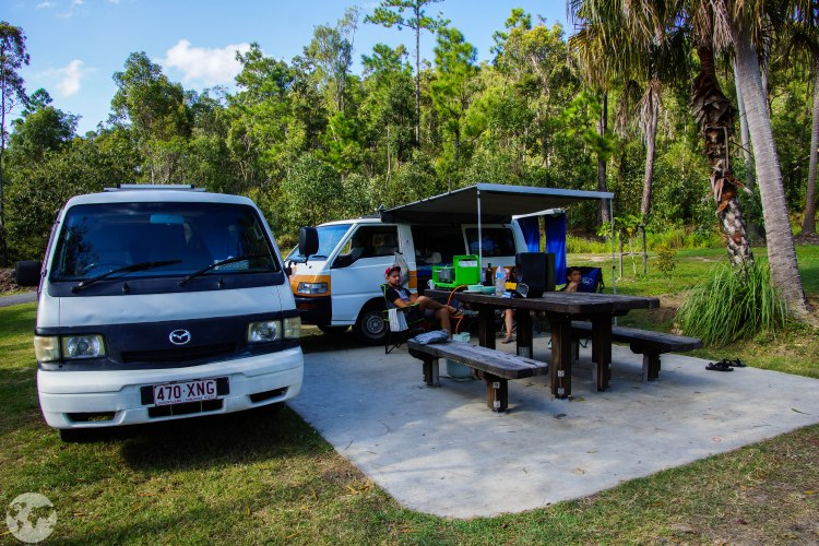 Camping in Byfield