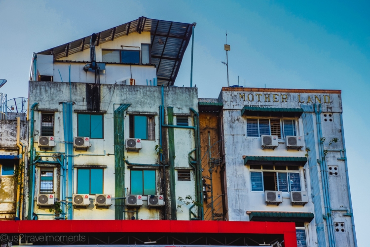 Yangon Motherland