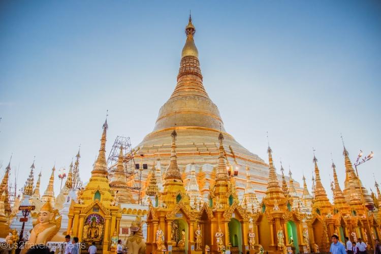 Shwedagon Pagoda 2