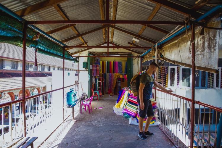 Exploring Yangon