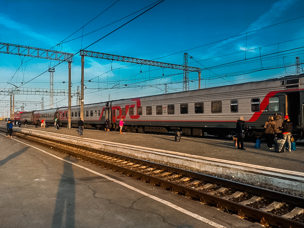 train moscow